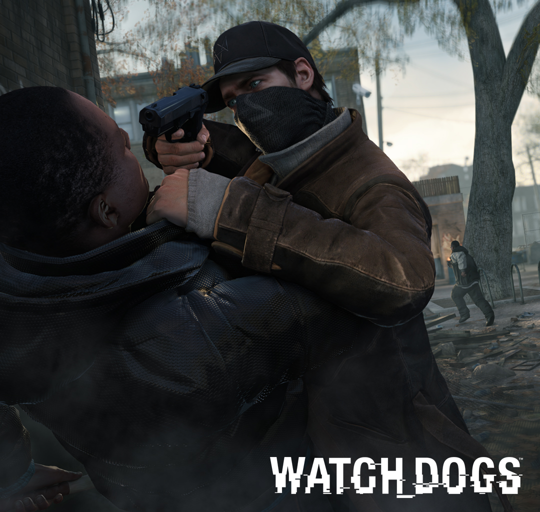 Watch Dogs  One Of The Gang Trophy