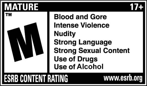 Watch Dogs Esrb Rating